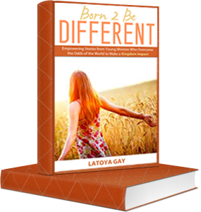 Born 2 Be Different - Amazon Best Seller Book
