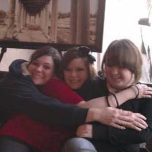 Our 3 beautiful daughters Heather, Eden, & Leah