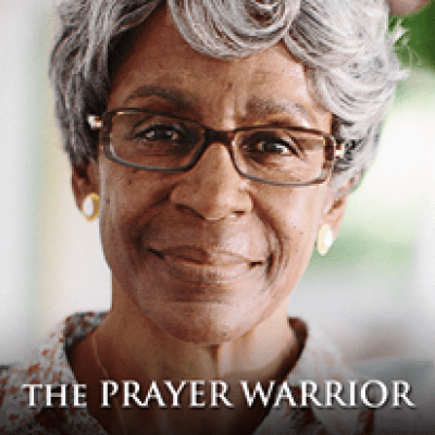 Miss Clara, the prayer warrior in the movie War Room