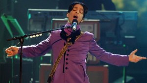 Purple was Prince's signature color