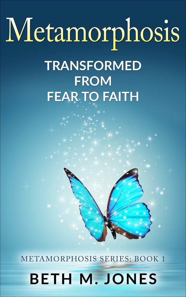 Metamorphosis: Transformed From Fear to Faith Amazon Best Seller eBook