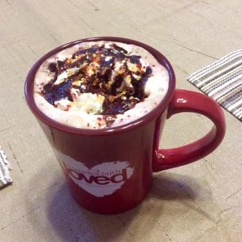 Debbie's hot chocolate
