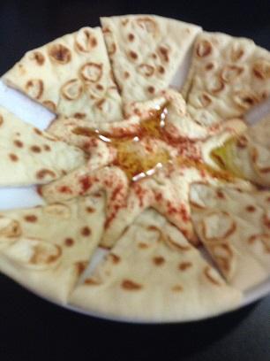 pita bread & hummus