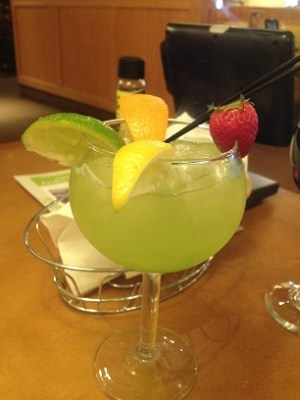 Ray's green apple Sangria