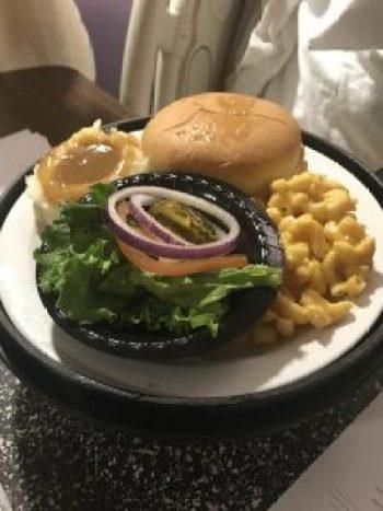 Eden's meal