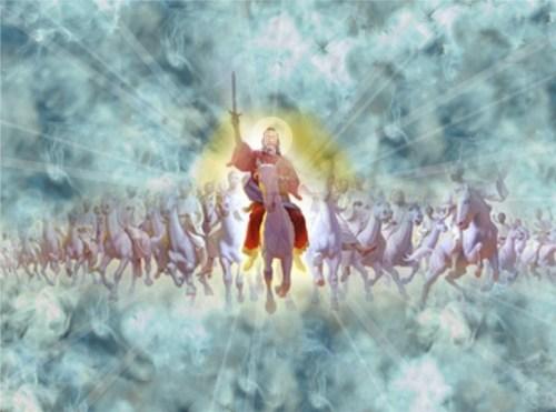 Jesus' second coming Image source: http://godsheart-heart2heart.blogspot.com/2016/05/this-is-second-coming-of-jesus-christ.html