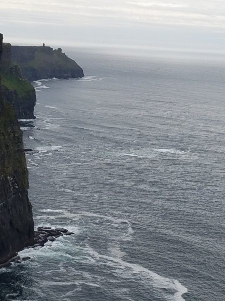 The Cliffs of Moher--God is good!