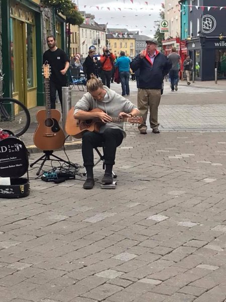 amazing guitarist in Galway