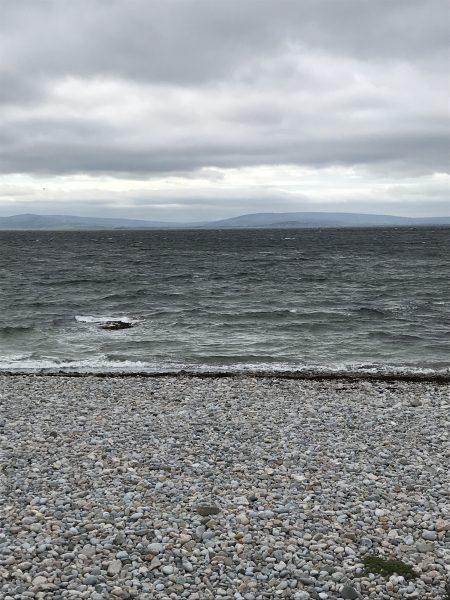 The Atlantic Ocean beach