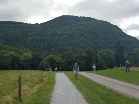 Killarney National Park mountains