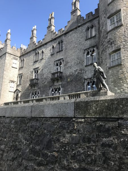 Back of Kilkenny Castle