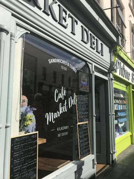 Kilkenny coffee and deli shop