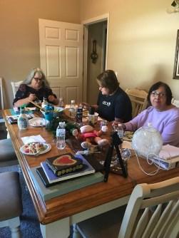 speakers/writers retreat in Butler, Missouri