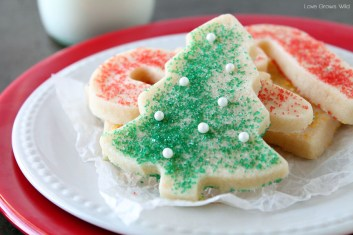 sugar cookies. Source: Love Grows Wild