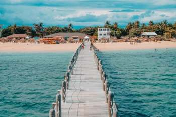 Lakawon Island Resort, Cadiz City, Philippines. Image source: Unsplash