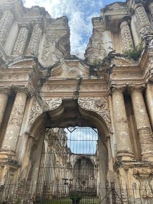 Iglesia El Carmen massive cathedral
