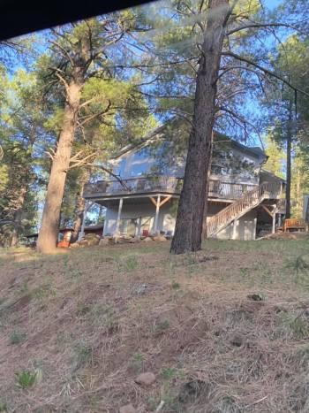 our amazing cabin
