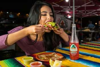 Mex and Chiillaxing: Grab your dream & a taco event