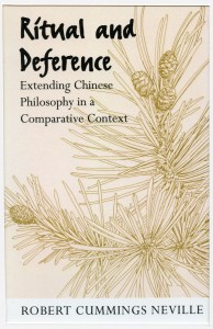"book cover: ""Ritual and Deference"""
