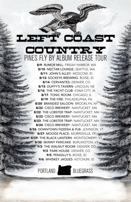 LCC Pines Fly By Tour Poster