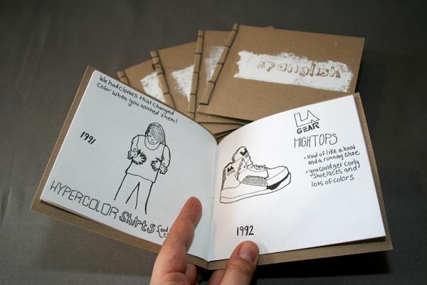 zine illustrations