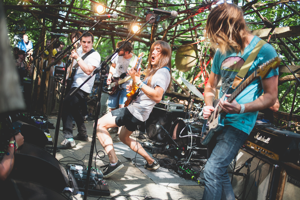 Diarreha Planet at Pickathon