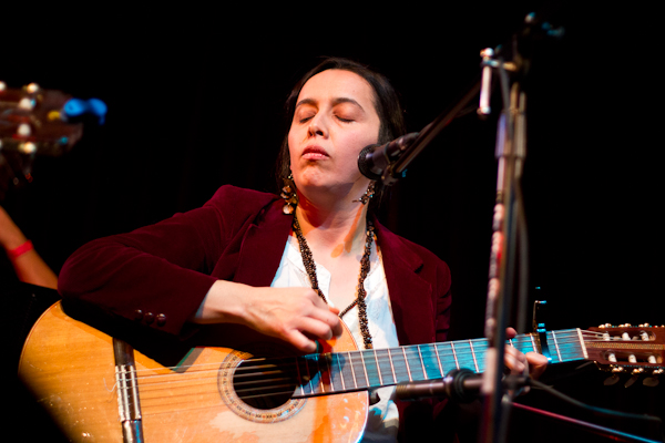 Edna Vasquez at Alberta Rose Theater