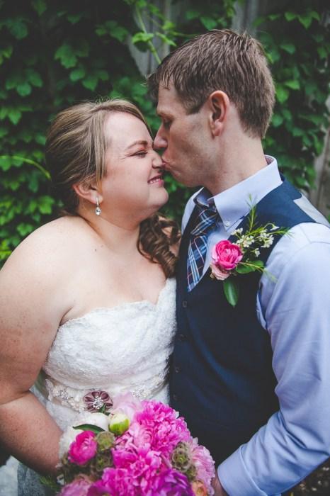 Calley + Ken's  Cornelius Pass Roadhouse Wedding