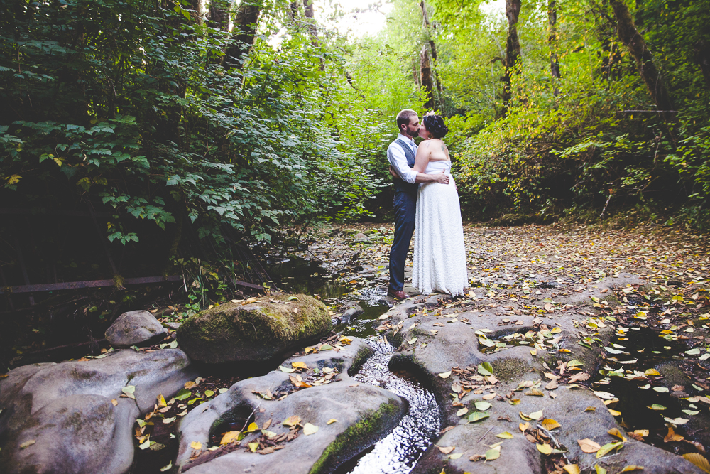 Keeley + Bryce   Camp Lane Camping Wedding