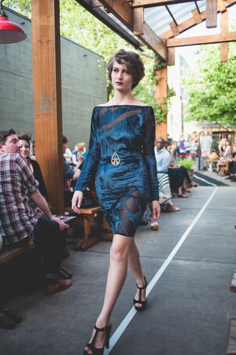 Mag-Big House Line for Open Season Fashion Show