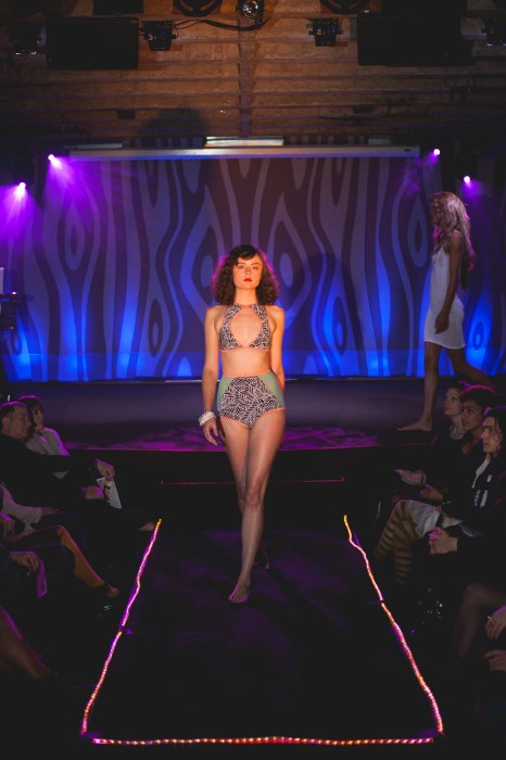Unmentionable Lingerie Fashion Show