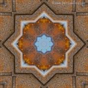 Windows to Autumn Mandala 5 by Beth Sawickie www.bethsawickie.com/windows-to-autumn-mandala-5