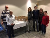 Community Service Third Thursday Mitzvah Program makes and delivers 75 sandwiches to Father Bill's