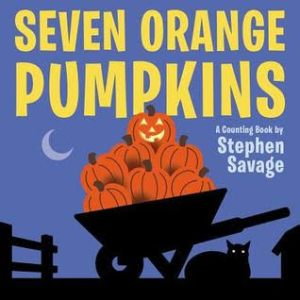 Seven Orange Pumpkins