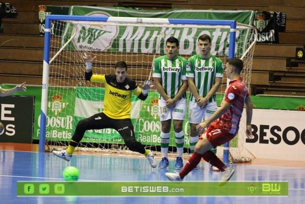 Demasiado castigo 1-4. Crónica Real Betis Futsal – El Pozo Murcia Costa Cálida   Betisweb