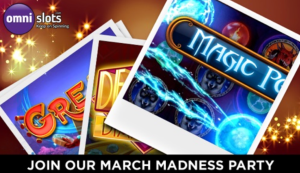 Omni Slots with some great bonuses in March 2018