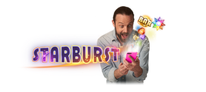 Starburst slot game by Netent
