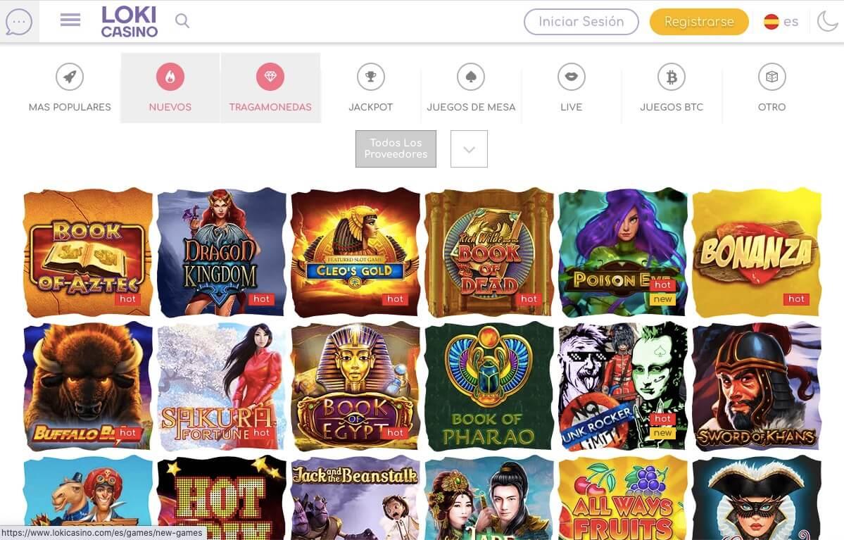 casino-loki-homepage
