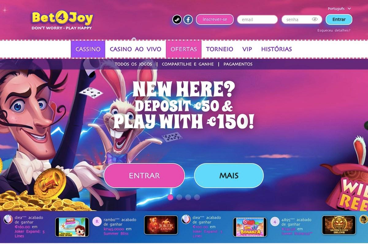 bet4joy-inicio