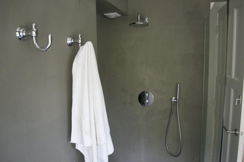 Beton Afwerking Badkamer : Badkamer beton ciré oegstgeest beton ciré centrum