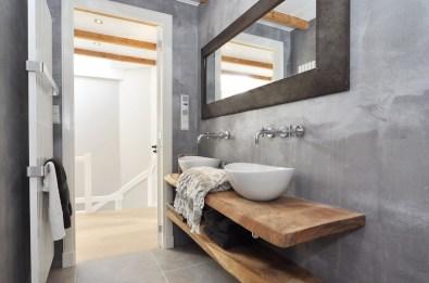 Beton Ciré badkamer Delft