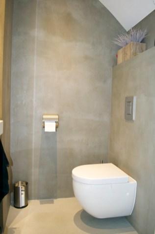 Beton Ciré wc