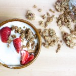 Nutty coconut granola is easy to make, easy to customize, and the perfect crunchy breakfast...or snack...or gift!