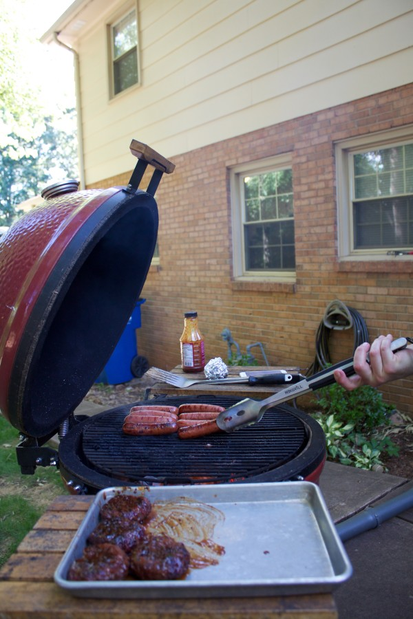 The BYOM Potluck Cookout (the easiest way to entertain this summer).