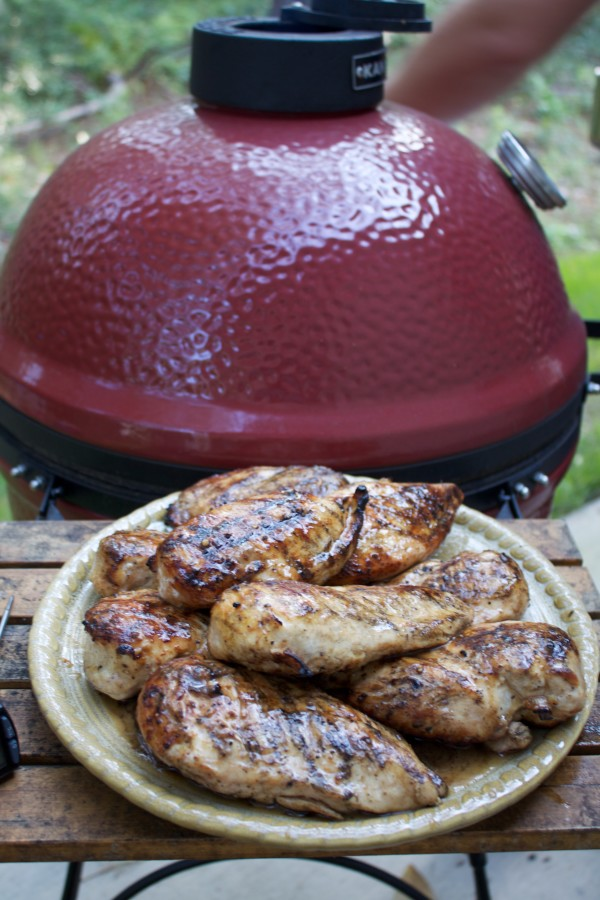 Grilled Chicken (the only recipe you'll ever need).