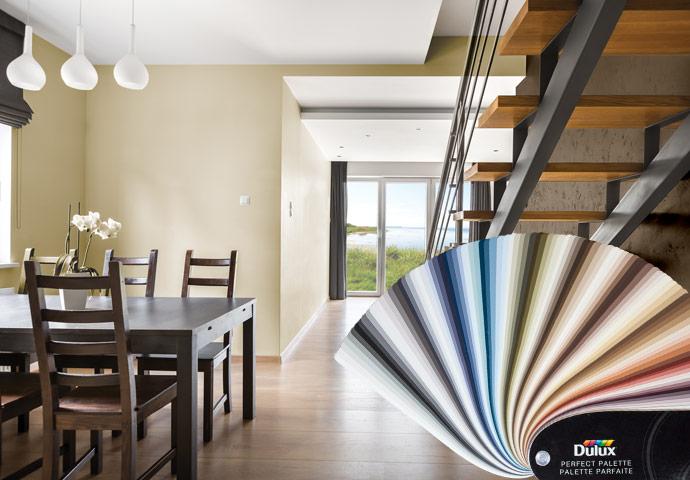 Betonel La Palette Parfaite De Dulux