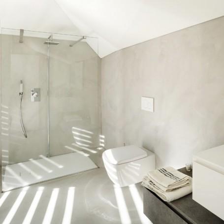 beton cire douche et salle de bains kit complet 5m ou 10m