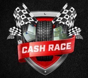 cash race logo
