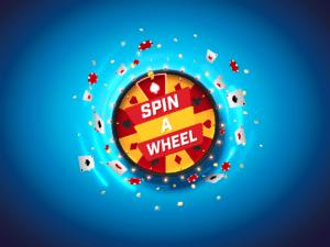 spin a wheel logo