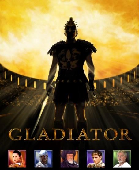 slot gladiator logo